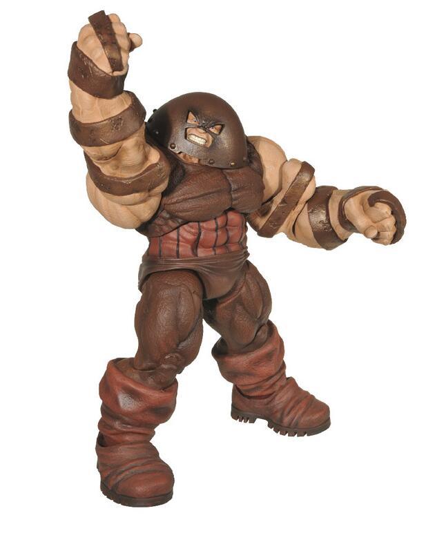 Marvel X men Juggernaut подвижные суставы супер герой фигурка модель игрушки 18 см