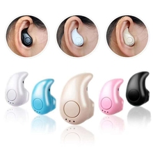S530 Mini Wireless Bluetooth Earphone in Ear Sport with Mic s Handsfree Headset   for iPhone Samsung stereo earphone invisible mini bluetooth headphone handsfree headset for iphone samsung xiaomi pc s530 small wireless earphone