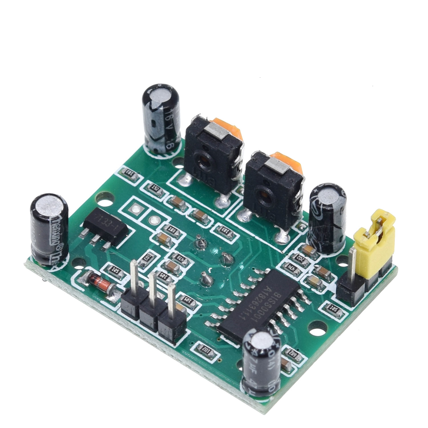HC-SR501 Adjust IR Pyroelectric Infrared PIR Motion Sensor Detector Module for arduino for raspberry pi kits + Case