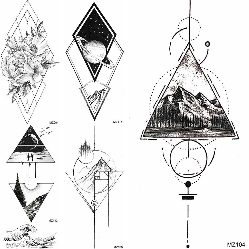 Pride Symbols 3D Temporary TattooProstheticLoveHolographic60sFlower PowerLGBTQ