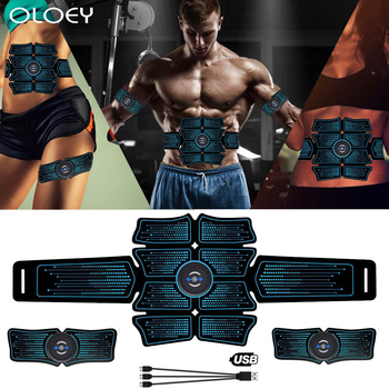 EMS Recharge Wireless Smart Fitness Equipment Vibrating Belt Electromagnetic Stimulation Of Muscles Sculpting at Home Workout smart spaces storage at home