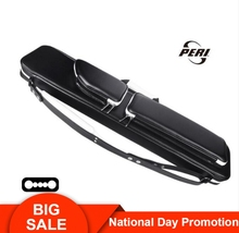 Offical PERI New Hard Pool Cue Carrying Case 2 Butts 3 Shafts  Billiard High-end Professional Accessories China