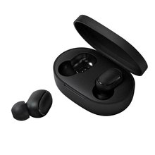 A6S Bluetooth Headsets For Redmi Airdots Wireless Earbuds 5.0 TWS Earphone Noise Cancelling Mic for