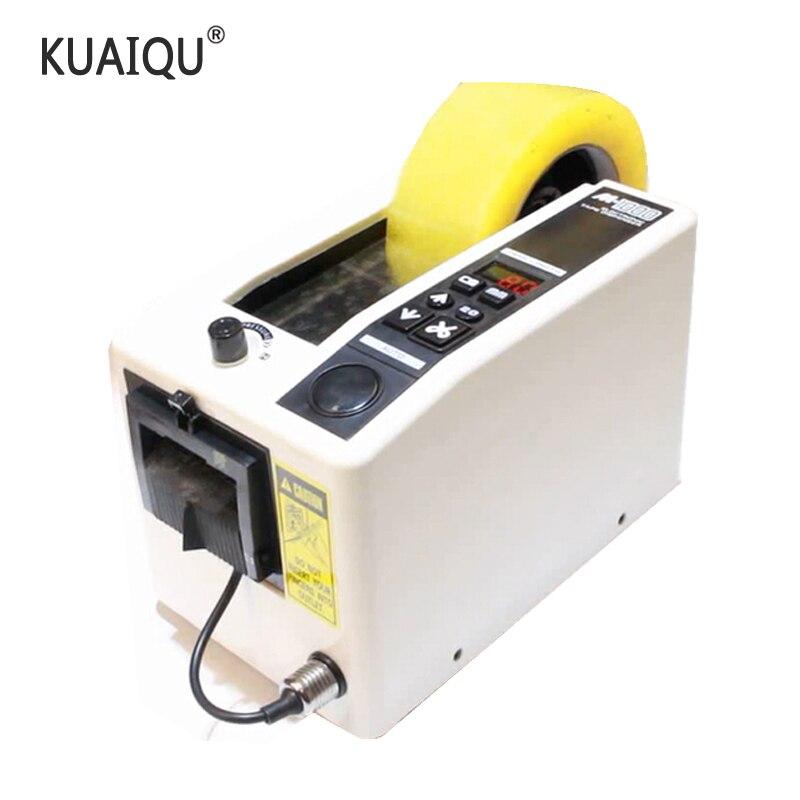 Automatic Packing Dispenser M-1000 Tape Adhesive Cutting Cutter Machine 220V 110V Packaging Machine Tape Tape Slitting Machine