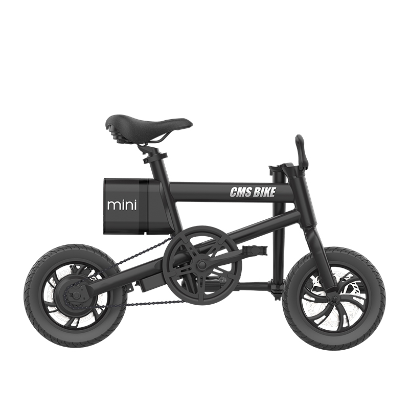 12 inch folding electric bicycle with LED displayer urban ebike 3