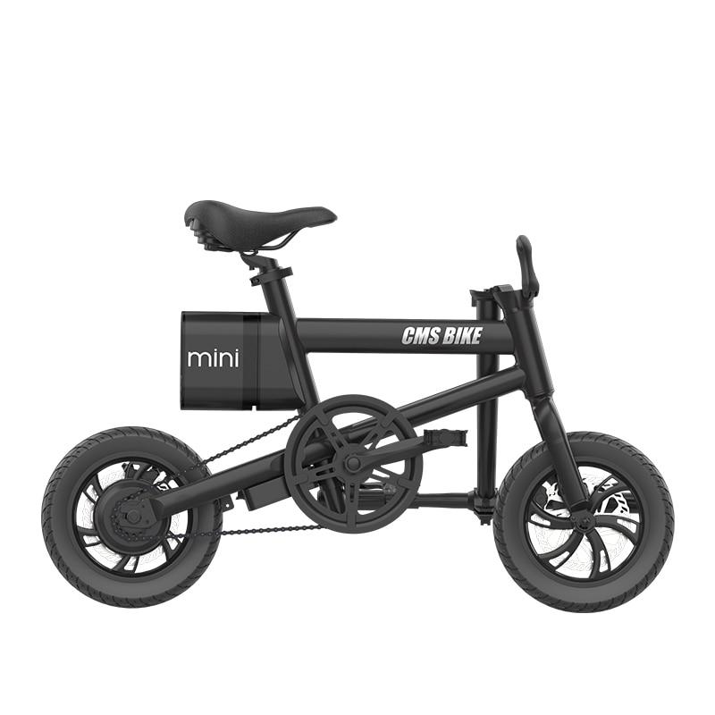 12 inch folding e bike adult mini foldable ebike city folding electric bicycle 3