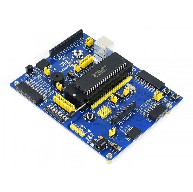 Open18F4520 Standard # PIC18F4520-I/P PIC18F PIC18F4520 PIC 8-bit RISC PIC Microcontroller Development Board