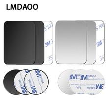 1 шт./комплект из 3 предметов, 5 шт. Стикеры металлическая пластина-диск из листового железа для магнит мобильный телефон держатель для Магнит...
