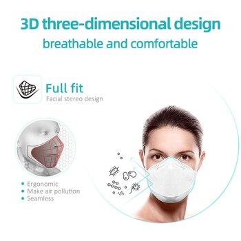 STS Virus Flu Masks