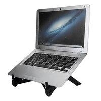 المحمولة 10 كجم طاولة كمبيوتر محمولة قابلة للطي اللفة الكمبيوتر صينية دعامة حامل حامل لأجهزة الكمبيوتر المحمول 10.1-18.4 بوصة