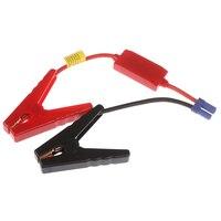 Conector de clip de batería de arranque de coche, Cable de puente de emergencia, abrazadera de refuerzo, Clips de batería para Universal, 12V, 1 ud.