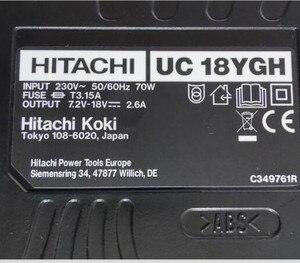 Image 3 - Новинка, зарядное устройство UC18YGH 220 240 В для HITACHI UC18YG EB914S февраль12s EB1214L EB1214S EB12B EB1414S EB14B EB1424 eboors BCC715 BCC915