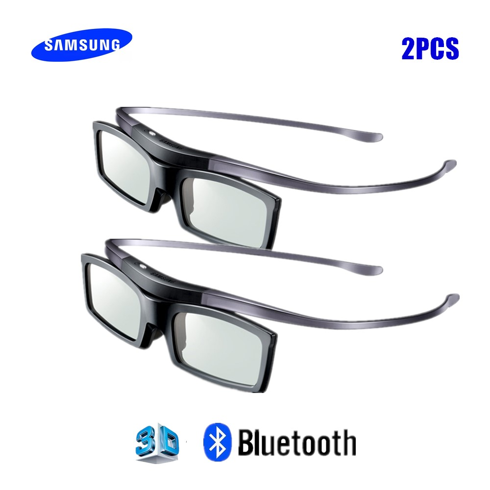 Ativos para Todas as Séries de tv Unidades Lotes Original Oficial Ssg-5100gb Ssg-5150gb 3d Bluetooth Óculos Samsung rf 2 –