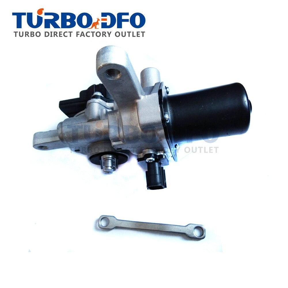 17201-30160 турбинный привод для Toyota Landcruiser D-4D 2006 л.с. кВт 1KD-FTV VIGO3000 турбозарядный электронный привод-
