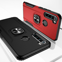 Shockproof Ring Case For Redmi Note 8 7 6 5 Pro 4X 4 Note8 Phone Stand Bracket Holder Back Cover On Xiaomi Redmi Note8 Pro Cases цена 2017