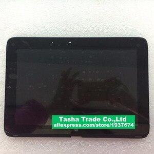 10.1 darmowa wysyłka hurtownie zgromadzenie dla HP slatebook 10X2 dotykowy + panel LCD digitizer lcd