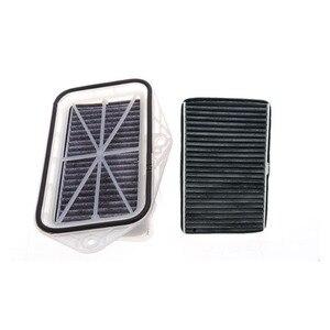 Image 1 - 3 holes cabin filter for Vw Sagitar CC Passat Magotan Golf Touran audi Skoda Octavia external air filter