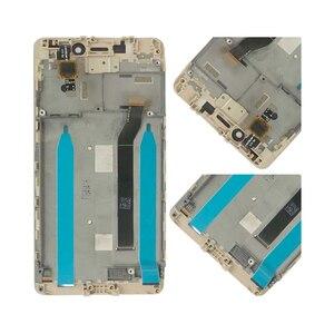 "Image 4 - 5.0 ""XIAOMI Redmi 4 표준 LCD 터치 스크린 디지타이저 어셈블리 Xiaomi Redmi 4 디스플레이 프레임 교체 용"