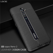 все цены на For Oppo Reno 2 case Cover Silicone Shell Rubber Soft Back Bussiness Style TPU Phone Case For Oppo Reno 2 Cover For Oppo Reno 2 онлайн