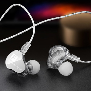 Image 5 - Süper bas kablolu kulaklık çift hareketli bobin kulaklık çift sürücüler kulaklık fone de ouvido Stereo kulaklık Redmi Umidigi MP3