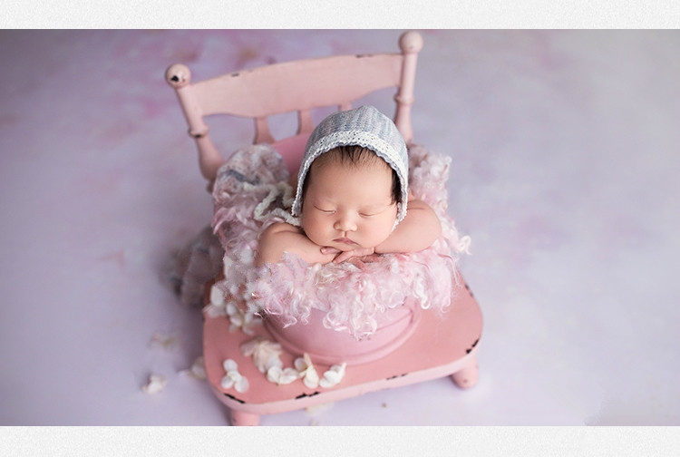 Full-moon Baby Photography Prop Baby Sofa Posing Seat Infant Shoot Station Infantile Chair For New Posing Photo Studio Accessory