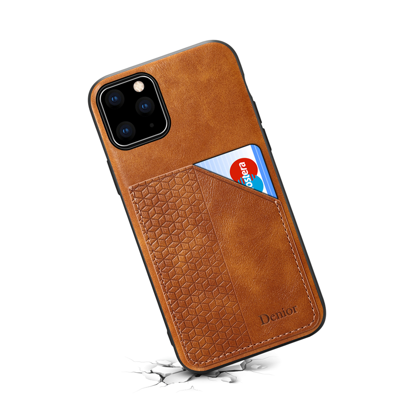 Luxury Leather Card Holder Case for iPhone 11/11 Pro/11 Pro Max 14