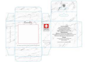 Image 1 - מותאם אישית לוגו ברור PVC חלון קולב קופסות לטובת חתונה/תינוק מקלחת/כלה אריזת מתנה עם את לחתוך עבור קליפ המוצץ