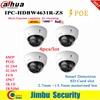 DAHUA IP 카메라 POE 6MP IPC-HDBW4631R-ZS IR 50M IP66 2.7 ~ 13.5mm 동력 Len 스마트 감지 IP67 마이크로 SD 슬롯 CCTV 카메라