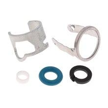 Аутентичное безопасное уплотнение топливной форсунки комплект насадок Ремонтный комплект 06D998907