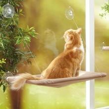 Cute Pet Hanging Beds Bearing 20kg Cat Sunny Seat Window Mount Pet Cat Hammock Cat Pet Bed Pet Cat Litter Mat EVA Double Layer