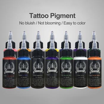 New Arrival 30 ml butelka T-hurtownia odzieży on-line moda t-o-o atramentu Professional t #8211 t hurtownia odzieży on-line moda o-o pigmentu długotrwałe t-hurtownia odzieży on-line moda t-o-o Body Art tanie i dobre opinie T-a-t-t-o-o Pigment