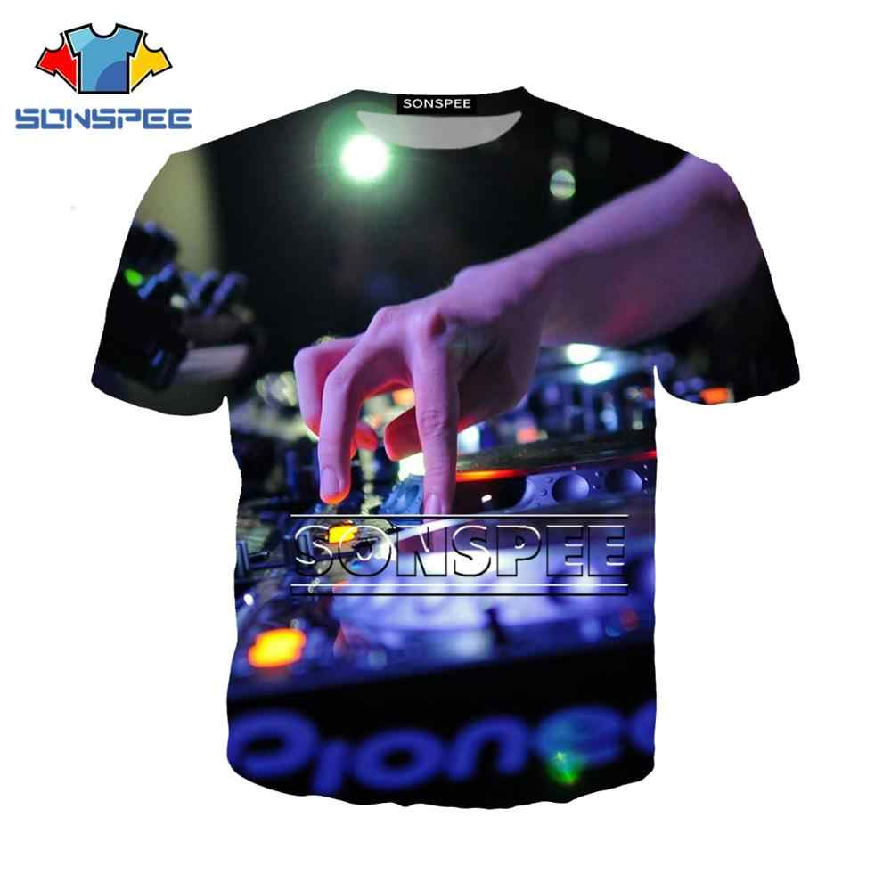 DJ style Pioneer O-NECK T-shirt Men new summer fashion tshirt for Pioneer DJ PRO T Shirt Men Tees w9