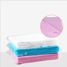 10pcs/bag Beauty SPA Tattoo Disposable Bed Sheets Table Cover 180 x 80cm Non-Woven Massage Supplies