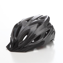 Bicycle Helmet Bike Cycling Adult Adjustable Unisex Safety Equipment with Visor Men Women Integrally Molded Helmets