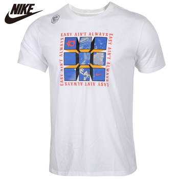 Original Nike Mens AS LBJ M NK DRY TEE 2 Short sleeve Camo Pattern Soft Clothing Discount activity
