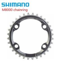 Shimano XT M8000 SM CRM81 30T 32T 34T BCD96 Rộng Hẹp Chainring 96BCD M8000 Thái