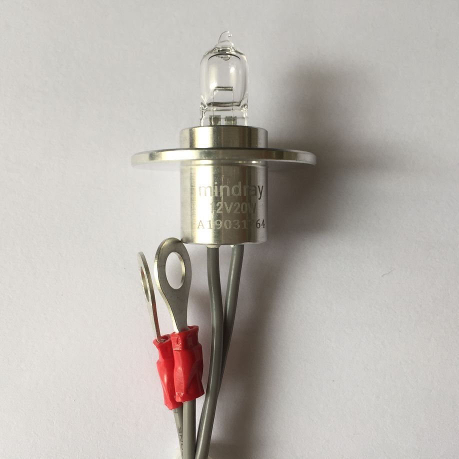 Compatible For BS200 12V 20W Mindray Biochemical Lamp BS200/BS220/BS330/BS400/BS800