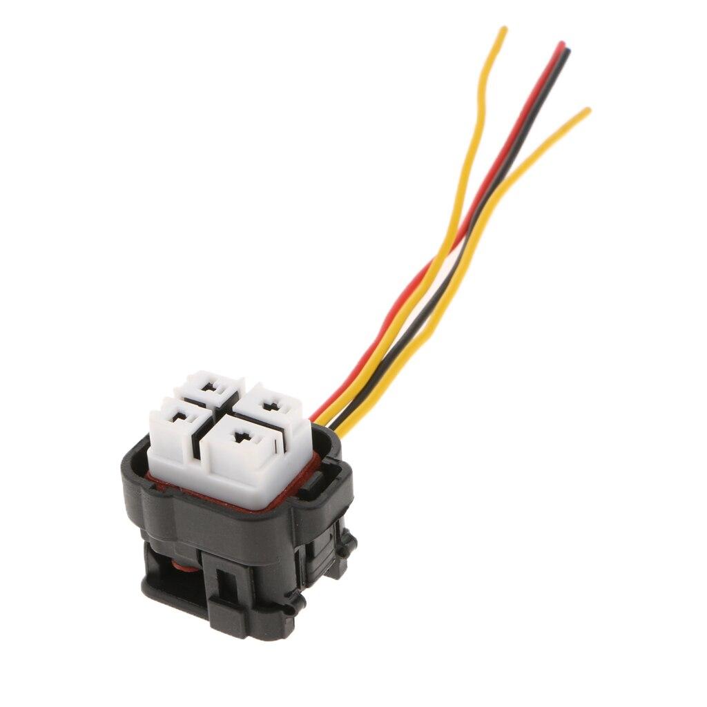 Automobile Fuel Pump Connector Wiring Harness Pigtail Plug 303 70421y-2.2-21
