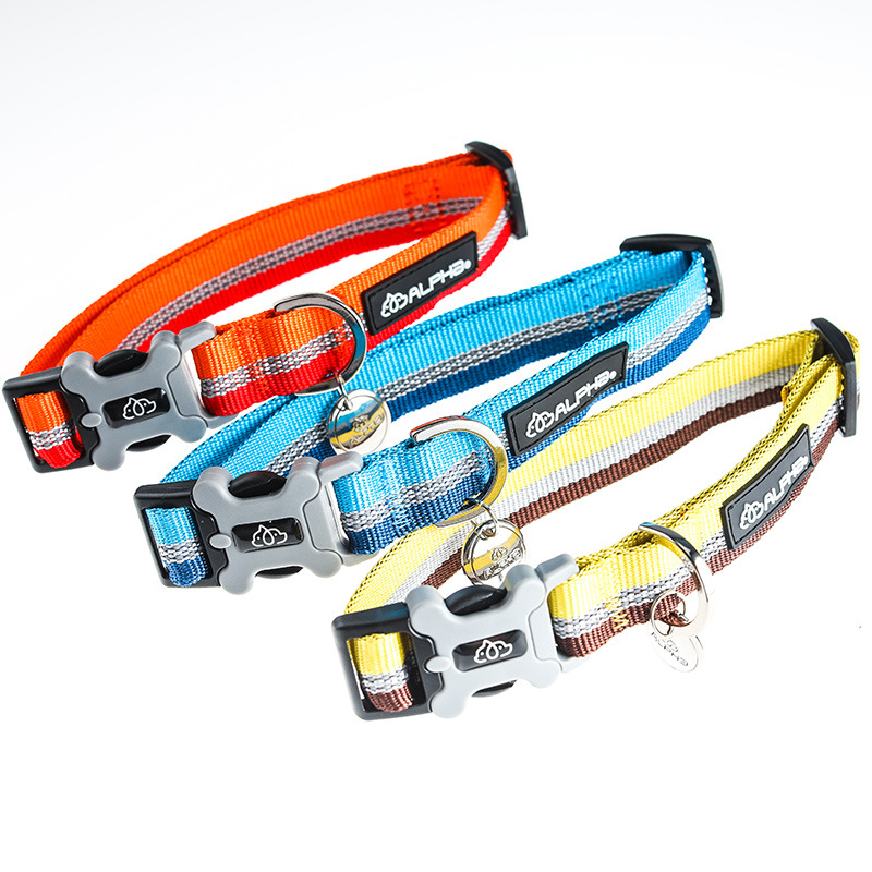 Dongguan Pet Dog Collar Large Dog Collar Small Dogs Anti-Strangler Circle Large Dogs Medium Pet