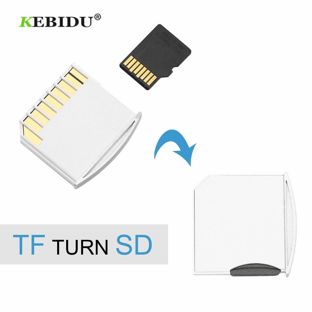 Adaptador do escritor do leitor de cartão do sd para o ar de macbook para mac pro kebidu micro sd cartão até 64g microsd micro sd sd hc tf para mini drive