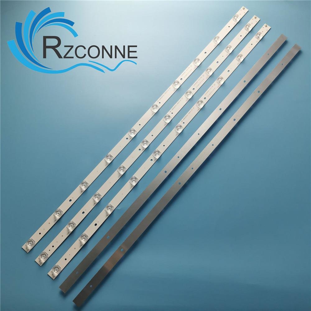 Led Backlight Strip 10 Lamp For Changhong LED 40C1000N LED 40B2080N RF-AB400E32-1001S-01 LB-C400F14-E2-S-G1-RF1 Total Lengt