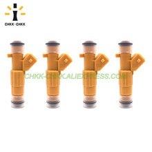 CHKK-CHKK 0280156096 fuel injector for SEAT Idiza 1.6L L4 2004~2009 Cordoba