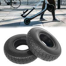 Battery Car Solid Tire 2.80/2.50-4 Mobility Scooter Wheelchair Tyre Electric  Aluminium Alloy Wheel Vehicle