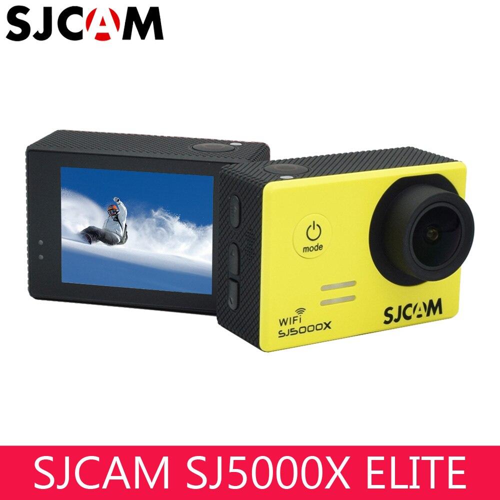 SJCAM SJ5000X Elite Wifi 4K Action Kamera 2,0