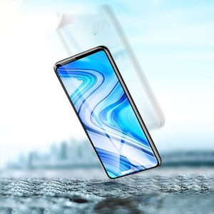 Image 4 - MOFi Glass for redmi note 9s Full Screen Protector Redmi Note 9Pro Tempered Film Sensitive Touch explosion prool High Definition