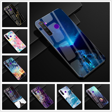 For OPPO Realme 5 pro Case Glass Hard Back Cover For OPPO Realme5 Pro 5i Phone Cases silicone bumper Fundas Coque Realme 5pro cheap 7 QIWEI Fitted Case Silicone+PC Animal Dirt-resistant Guangdong China (Mainland) 33 styles For OPPO Realme 5 Top Quality Suit Well Phone Funda