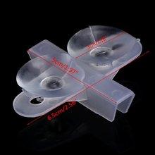 5 шт разделитель для аквариума емкости на присоске пластиковый
