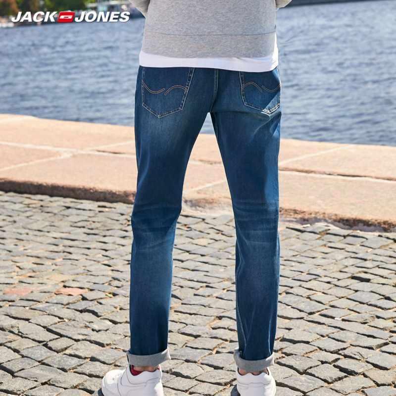 JackJones Morbido degli uomini Stretch Slim Fit Jeans streetwear 219332550