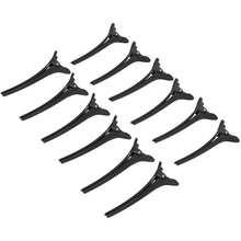 Hair-Straightener-Cream Hair-Clip-Hair Styling-Tool Salon Duckbill Matte DIY Professional