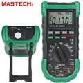 MASTECH MS8229 multimètre numérique 5 en 1 bruit éclairage température humidité testeur Diagnostic-outil Auto gamme LCD rétro-éclairage